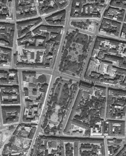 Karlovo náměstí 1953