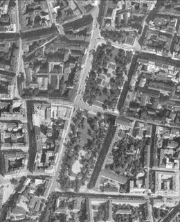 Karlovo náměstí 1966