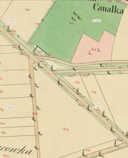 Náměstí Míru 1842