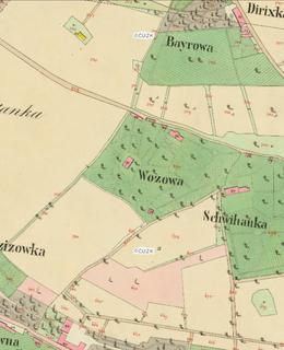 Riegrovy sady 1842