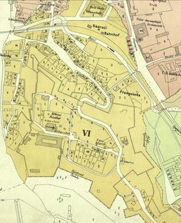 Vyšehrad 1884