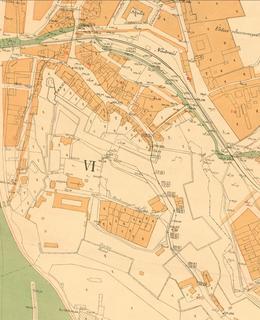 Vyšehrad 1889