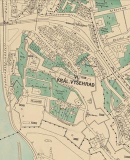 Vyšehrad 1909-1914