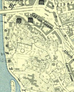 Vyšehrad 1944