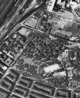 Riegrovy sady of 1938