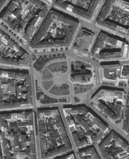 Náměstí Míru of 1953