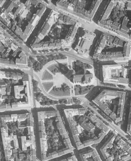 Náměstí Míru of 1966