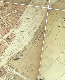 +Hlavní nádraží 1884