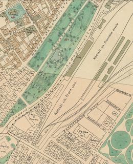 Hlavní nádraží 1909 - 1914