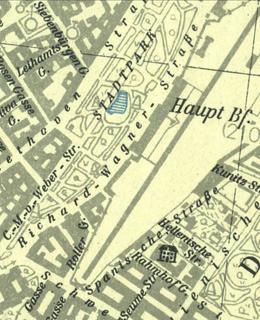 Hlavní nádraží 1944