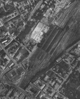 Hlavní nádraží 1975