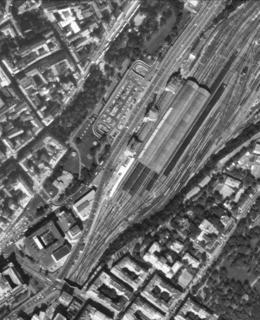 Hlavní nádraží 1988 - 1989