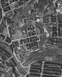 Albertov of 1945