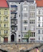 Havlův dům čp. 1980/70, kde žila K.Vobišová. Zdroj: archiv B. Kovaříkové