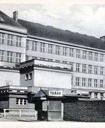 Tzv. Knedlíkárna v Podskalské ulici v r. 1946. Zdroj: archiv B. Kovaříkové