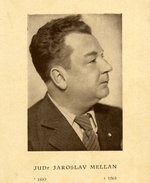 Jaroslav Mellan. Zdroj: archiv B. Kovaříkové