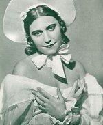 Primabalerína Jelizaveta Nikolská. Zdroj: archiv B. Kovaříkové