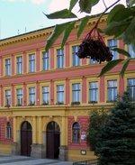 Škola Na hrádku neboli Botičská. Zdroj: archiv B. Kovaříkové