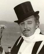 Stanislav Fišer ve filmu Pěnička a Paraplíčko. Zdroj: archiv B. Kovaříkové