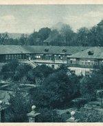 Studentský domov Albertov 1923. Zdroj: archiv B. Kovaříkové