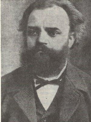 Antonín Dvořák v roce 1876