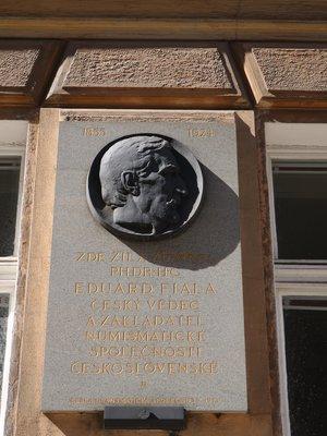 Eduard Fiala, Plavecká čp. 1666 /9, Nové Město