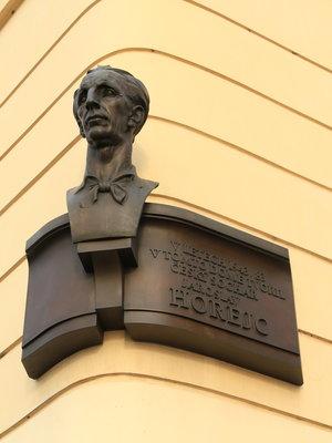 Jaroslav Horejc, Trojická čp. 386/1, Nové Město (autor fotografie: Milan Polák)