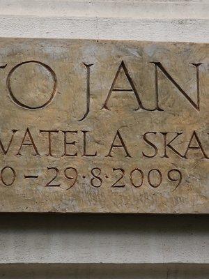 Otto Janka, Londýnská čp. 590/38, Vinohrady