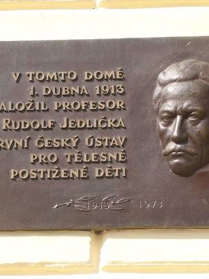Rudolf Tomáš Jedlička, V Pevnosti čp. 13/4, Vyšehrad
