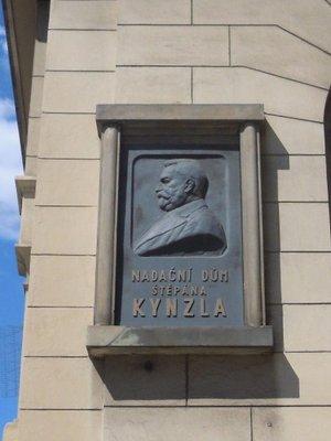 Štěpán Kynzl, Na Moráni čp. 958/7, Nové Město (autor fotografie: Dagmar Broncová)