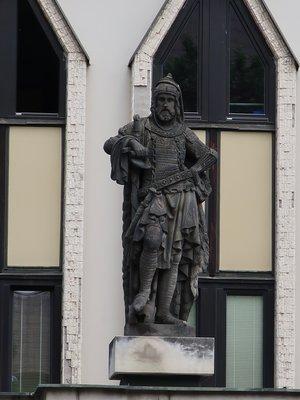 Přemysl Otakar II. (autor fotografie: Milan Polák)