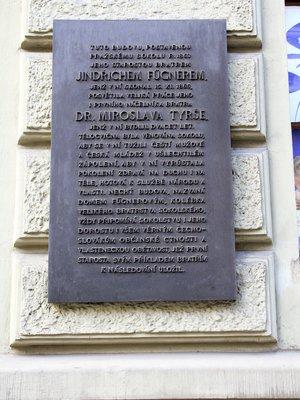 Jindřich Fügner, Sokolská čp. 1437/43, Nové Město