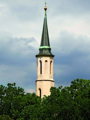 Věž, sv. kateřina