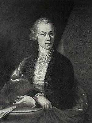 Bernard Augustin Záhořanský z Orlíka