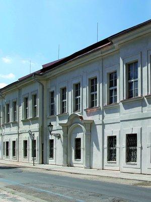 Bývalá vila Voračických z Paběnic