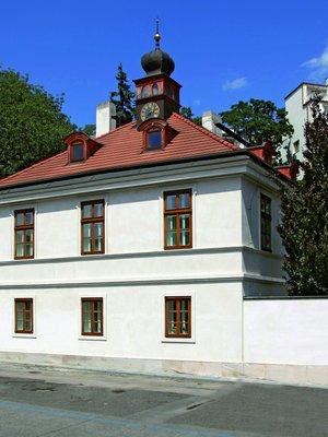 Usedlost Vondračka, Kaple sv. Rodiny