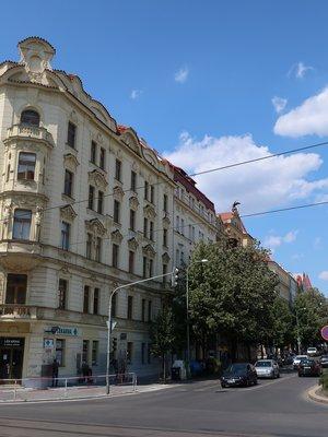 náměstí Jiřího z Poděbrad (Vinohrady)
