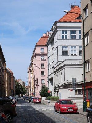 Podskalská (Nové Město) (autor fotografie: Milan Polák)