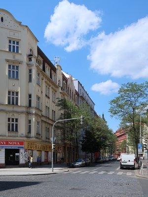 Slavíkova (Vinohrady)