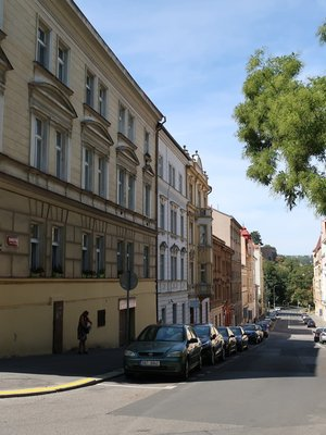 Slavojova (Vyšehrad) (autor fotografie: Milan Polák)