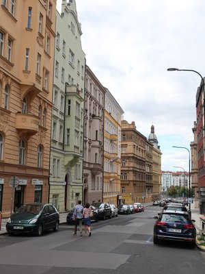 Trojanova (Nové Město) (autor fotografie: Milan Polák)