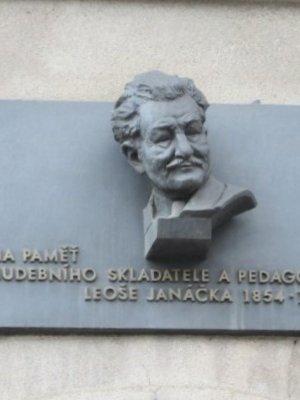 Leoš Janáček (autor fotografie: Milan Polák)