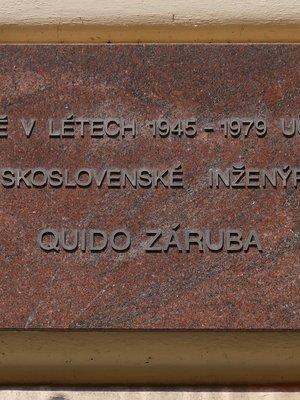 Quido Záruba (autor fotografie: Milan Polák)