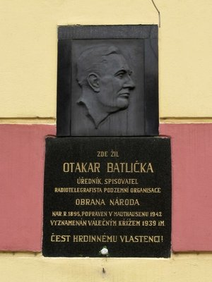 Otakar Batlička (autor fotografie: Milan Polák)