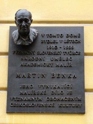 Martin Benka (autor fotografie: Milan Polák)