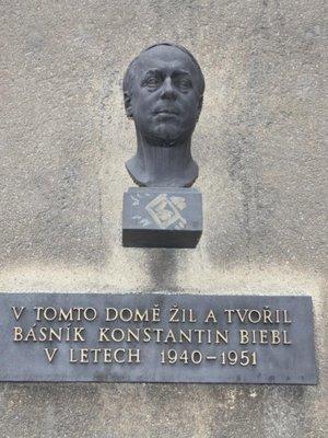 Konstantin Biebl (autor fotografie: Milan Polák)