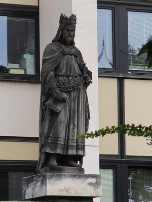 Karel IV. (autor fotografie: Milan Polák)