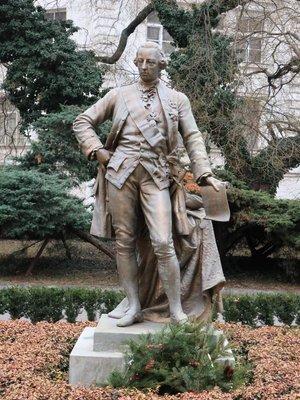 Plastika Josefa II.Plastika Josefa II.