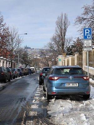 Helénská ulice (autor fotografie: Milan Polák)