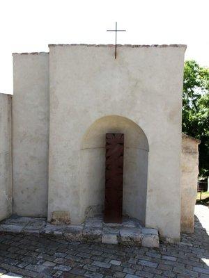 Opravená Boží muka, Bastion (autor fotografie: Milan Polák)